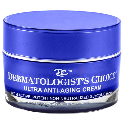 Ultra Anti-Aging Cream Mild Chem Peel | Dermatologist's Choice