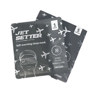 Jet Setter Warming Eye Mask - Single | Popmask