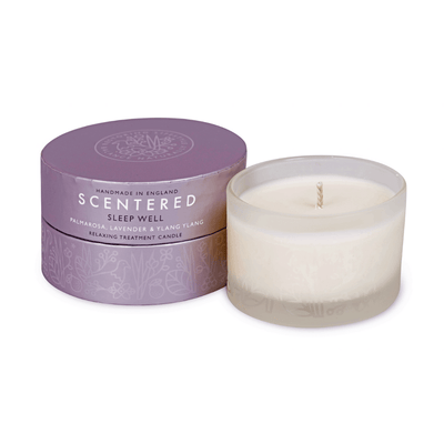 sleep welL AROMATHERAPY CANDLE | Scentered