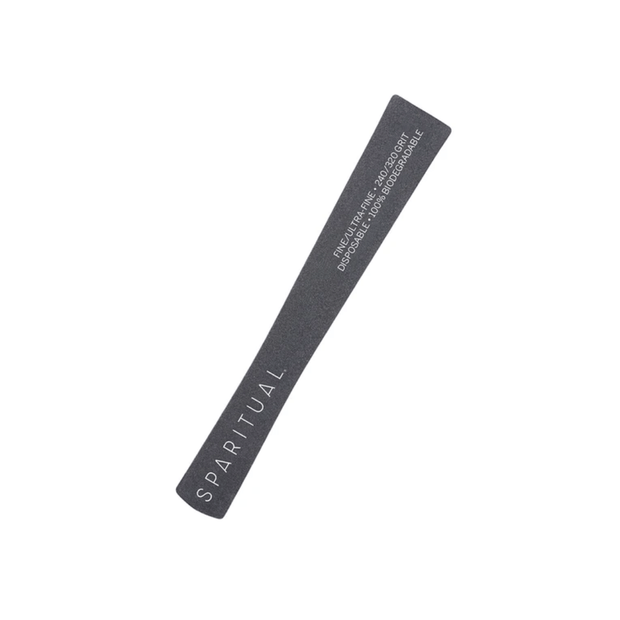 Black Board Eco-Nail File 5pc | Sparitual