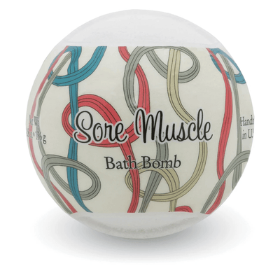 Sore Muscle Bath Bombs | Primal Elements