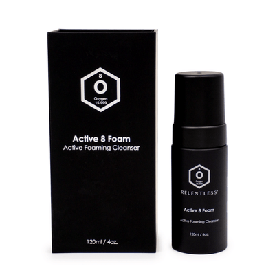 Active 8 Foam Active Foaming Cleanser For Men 100 ml | Relentless Skincare