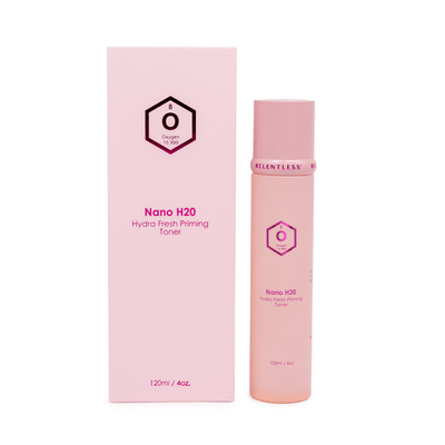 Nano H20 Priming Toner 120 mL | Relentless Skincare