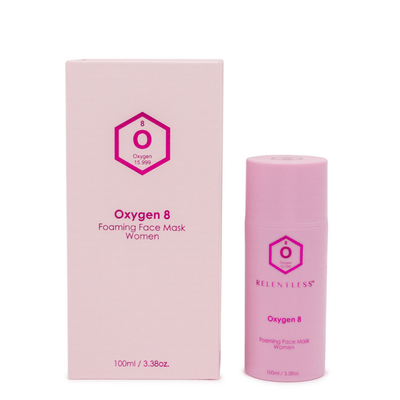 Oxygen 8 Foaming Face Mask 100 mL | Relentless Skincare