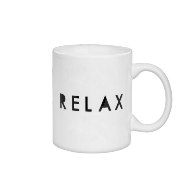Limited Edition Promotion - Ceramic Mug - Relax