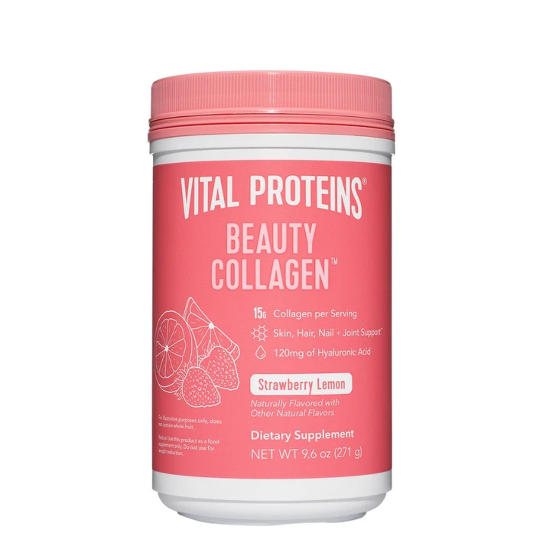 Beauty Collagen - Strawberry Lemon | Vital Proteins