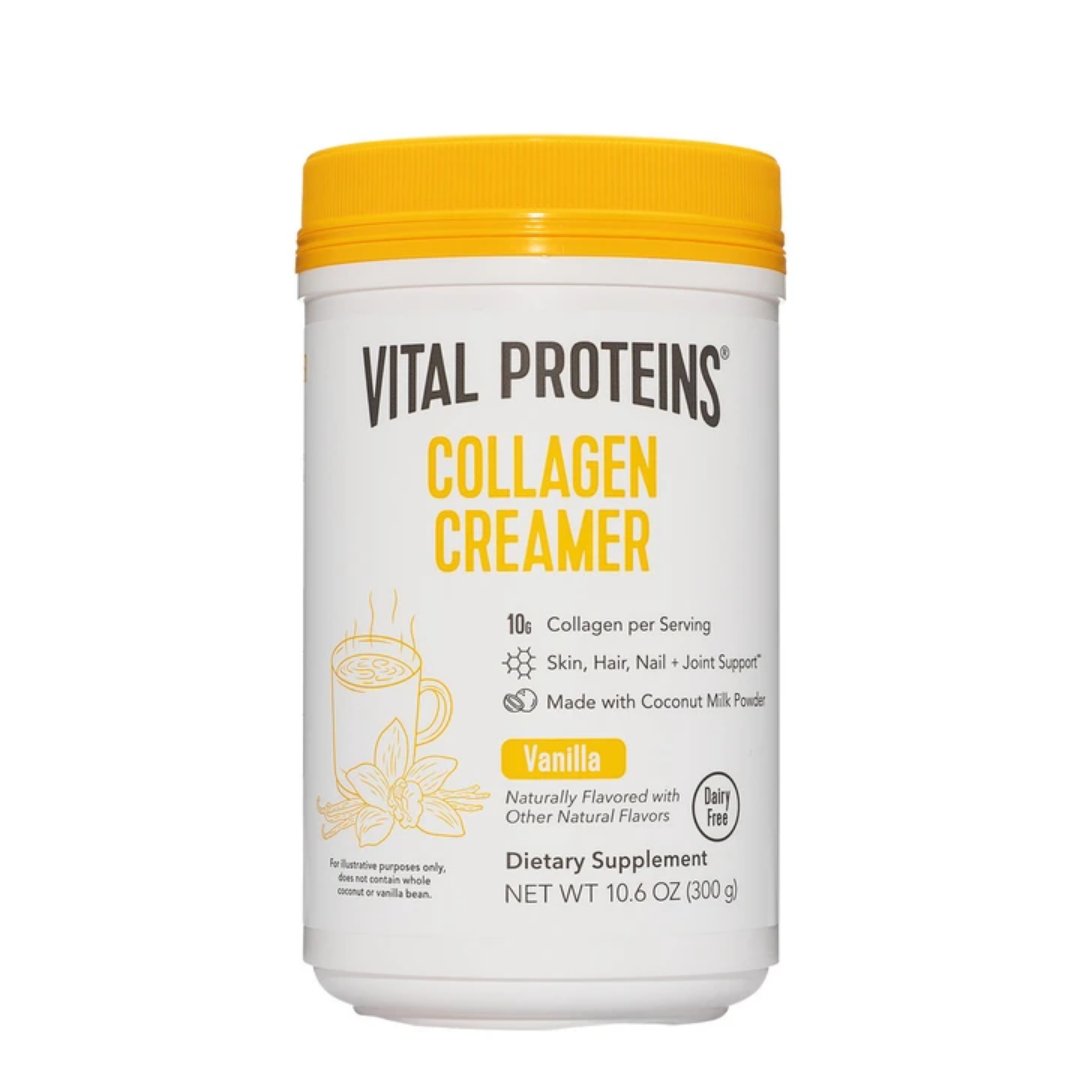 Collagen Creamer - Vanilla | Vital Proteins