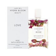 Rose Bath & Body Oil | Lucy B