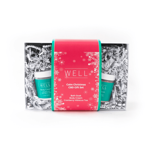 Calm Christmas Gift Set | WELL
