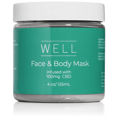 Face & Body Mask | WELL