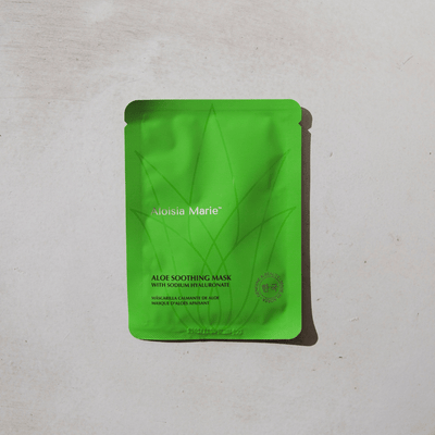 Aloe Soothing Mask | Aloisia Beauty