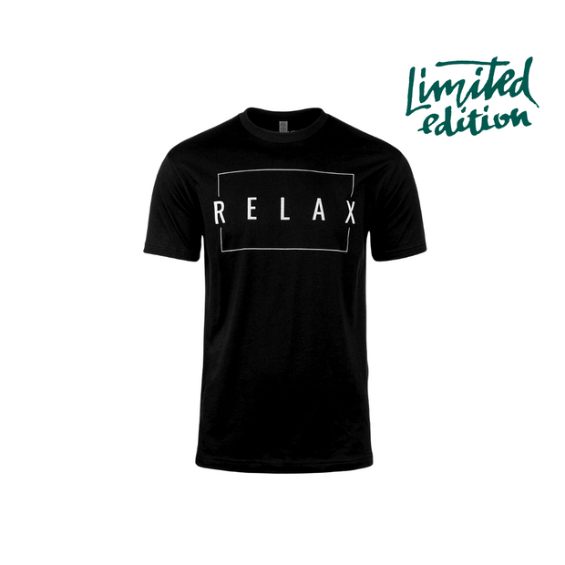 Limited Edition Promotion - Relax crew neck tee - unisex style