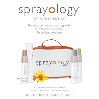 Sprayology Gift w/ Purchase - Handy Spray Bag ($15 Value)