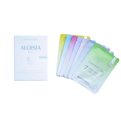 7 Day Skin Care System | Aloisia Beauty