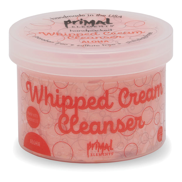 Aloha Whipped Cream Cleanser | Primal Elements