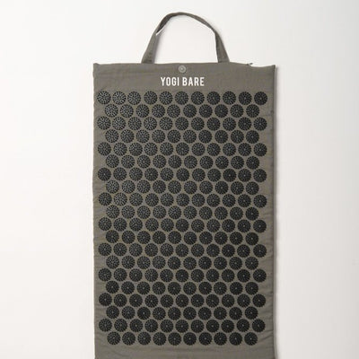 ACUPRESSURE YOGA MAT GREY