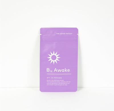 B12 Awake | The Good Patch