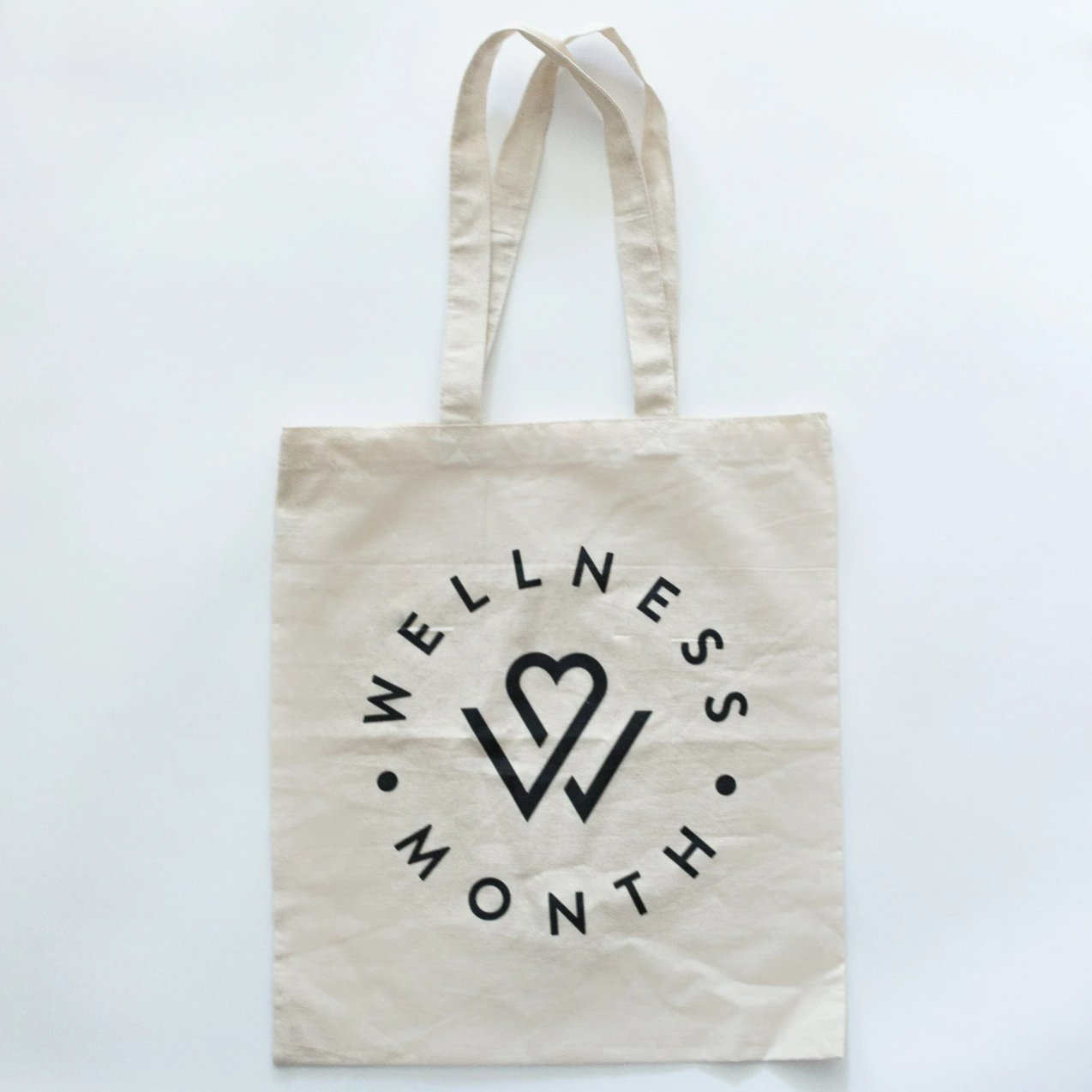 Wellness Month Tote Bag | Wellness Month