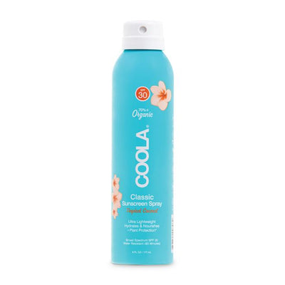 Classic Body Organic Sunscreen Spray SPF 30 - 6 fl oz | COOLA