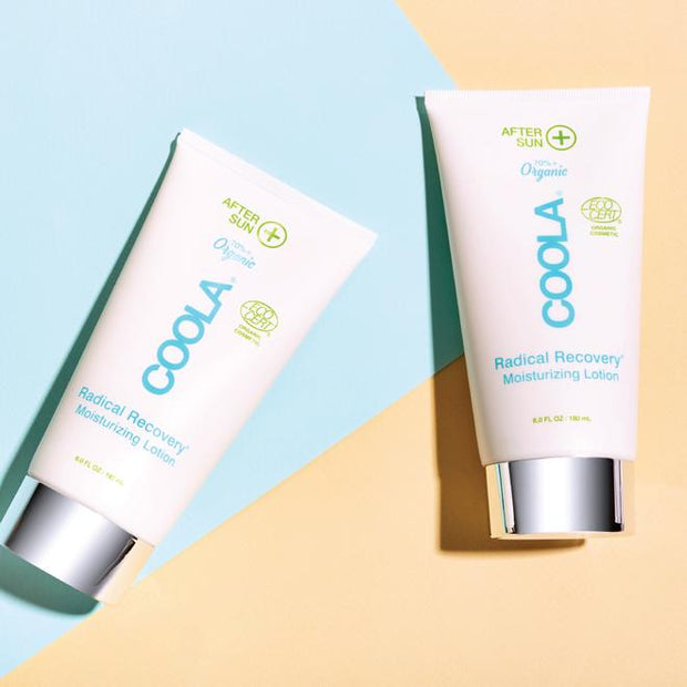 Radical Recovery Eco-Cert Organic After Sun Lotion | COOLA