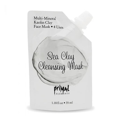 Sea Clay Cleansing Face Mask | Primal Elements