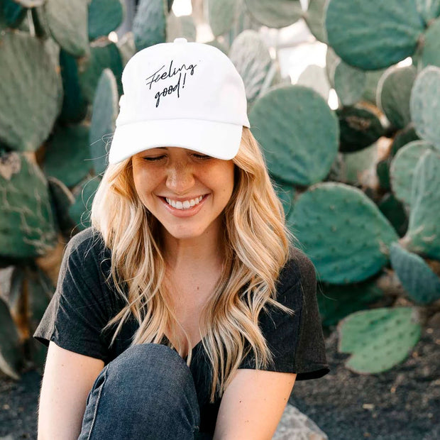 Feeling Good Dad Hat | Lucky Owl