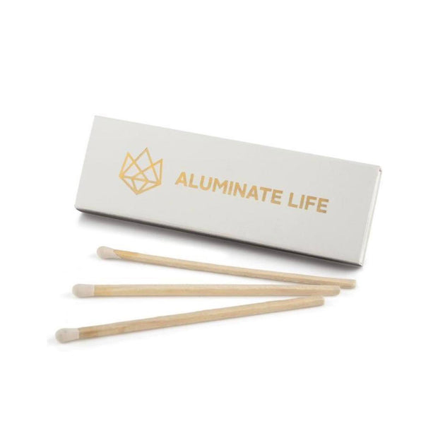 Energy Glass Candle | Aluminate Life