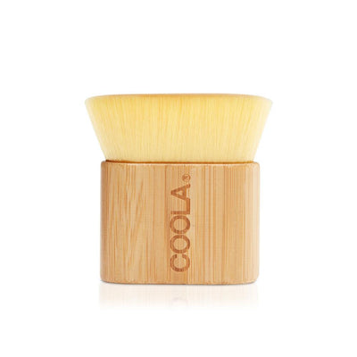 Organic Sunless Tan Kabuki Body Brush | COOLA