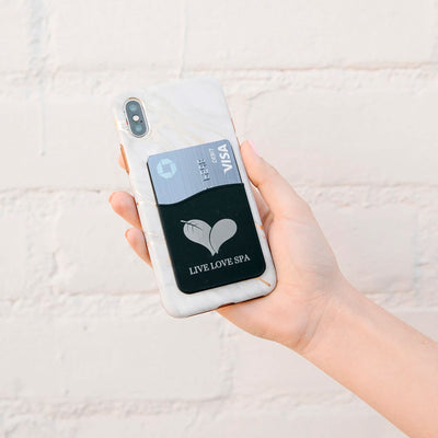 Live Love Spa iWallet Phone Card Holder | Live Love Spa