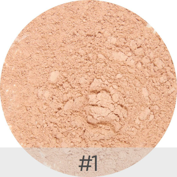 Mineral Powder Sun Protection SPF 50 in Fair #1 | La Bella Donna