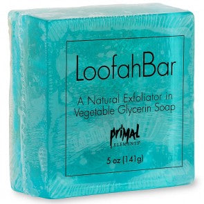 Loofah Bar Soaps 5.0 oz. | Primal Elements