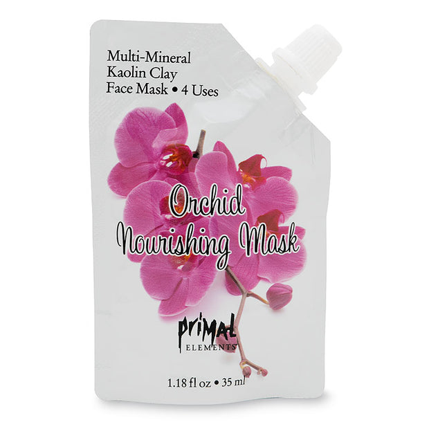 Orchid Nourishing Face Mask | Primal Elements