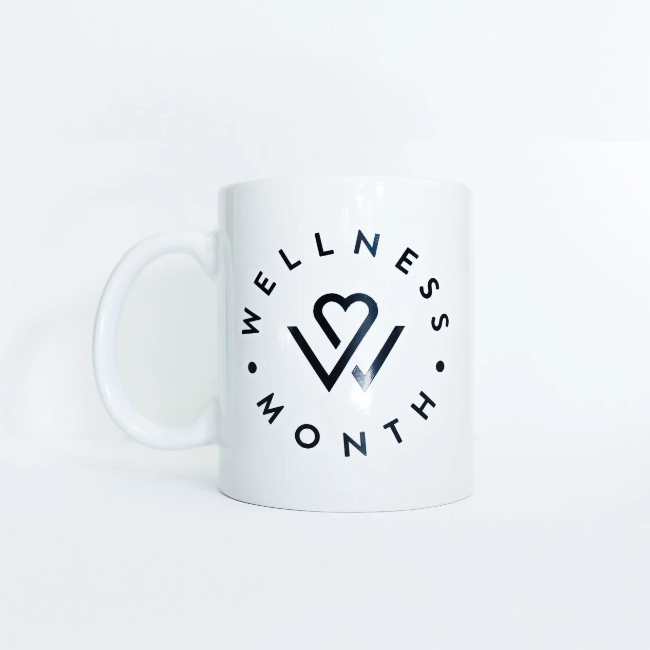 Wellness Month Coffee Mug | Wellness Month
