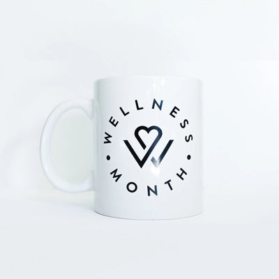 Wellness Month Coffee Mug