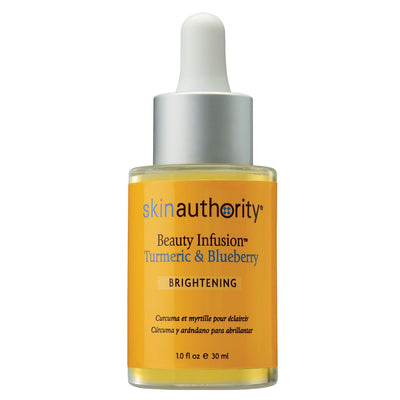 Beauty Infusion Turmeric & Blueberry for Brightening | Skin Authority