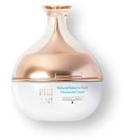 Natural Radiance Facial Moisturizer Cream (20g) | Pili Ani