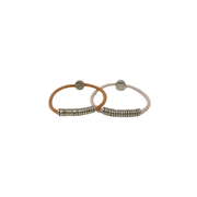 Hair Tie Duo - Neutral Colors | By Lilla