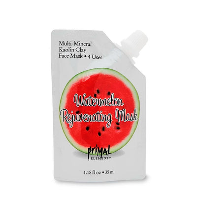 Face Mask - WATERMELON REJUVENATING | Primal Elements