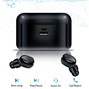 Mini Bluetooth Headphones