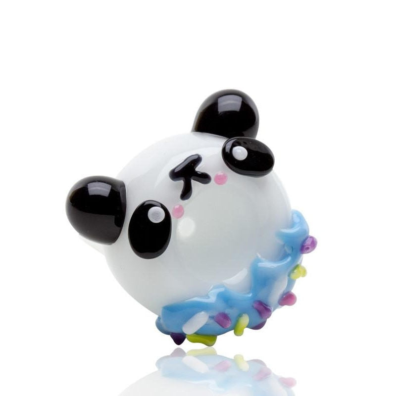 Panda Donut Bowl Piece - 14mm