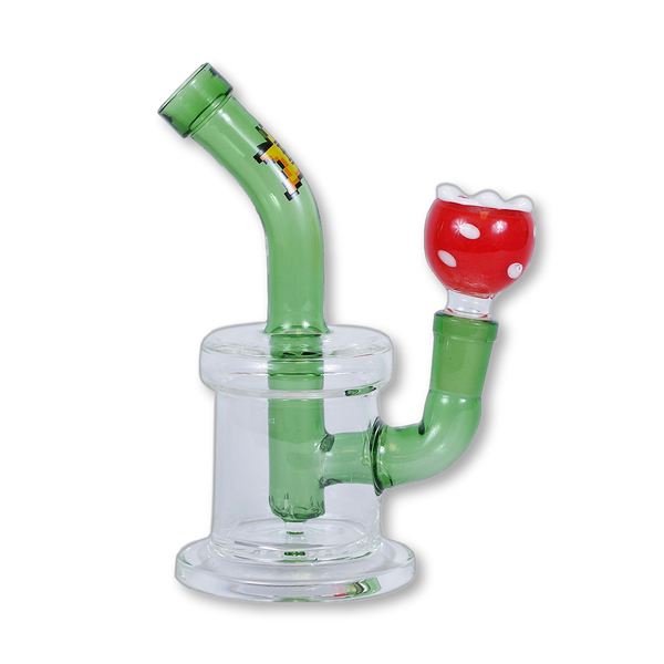 Hemper Gaming Water Pipe With Strawberry Bowl 1ct