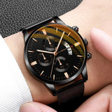 Large Dial Top Luxury Sports Watch