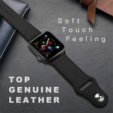 Apple Watch Leather Watchband