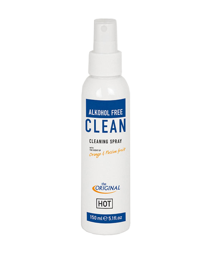 Hot Clean Alcohol Free Cleaning Spray 150ml