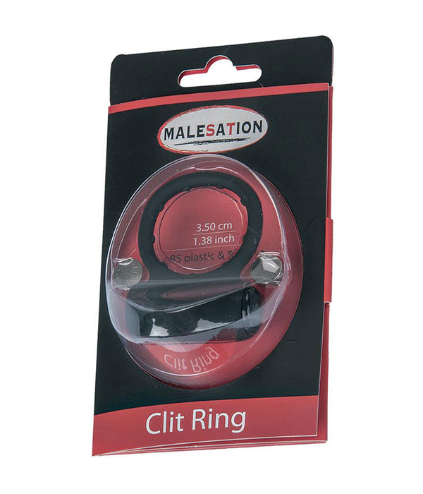 Malesation Vibrating Clit Ring