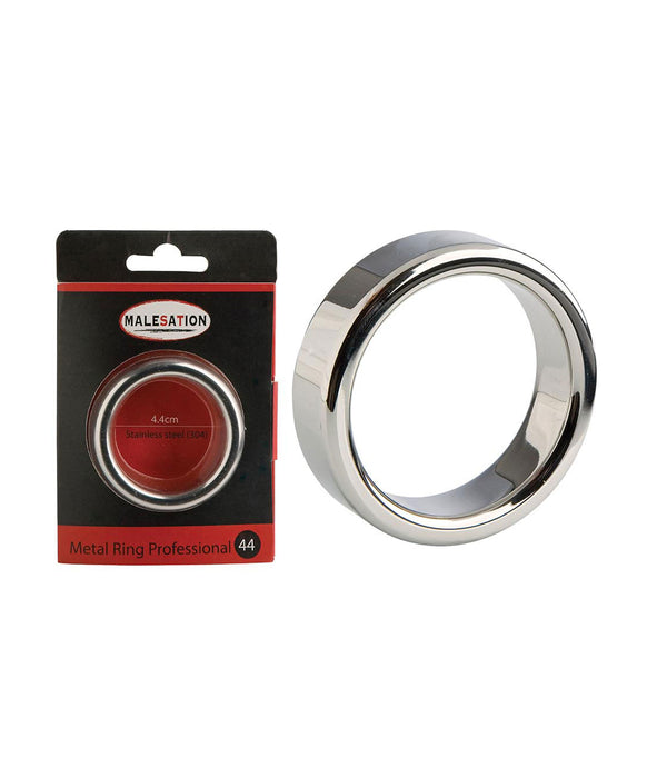 Malesation Professional Metal Cock Ring