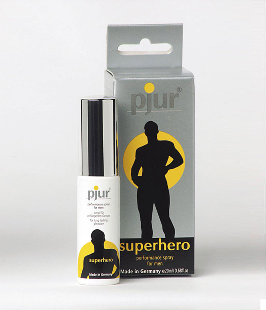 pjur Superhero Performance Spray 20ml