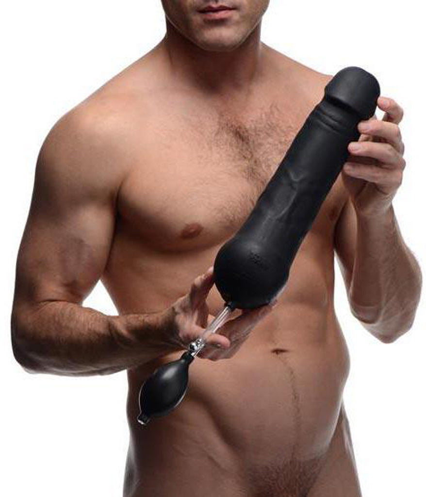 Tom of Finland Tom's Inflatable Silicone Dildo
