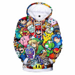 Super Smash Bros. Ultimate Smash! Hoodie