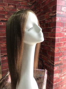 PO-0527100134 All French Lace Full Wig For Lady